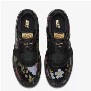 New🌸 NIKE VANDAL 2K Floral Black - Ed. Limited
